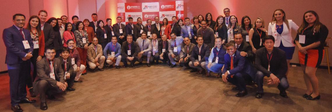 ESAN Alumni Meeting Trujillo 2018