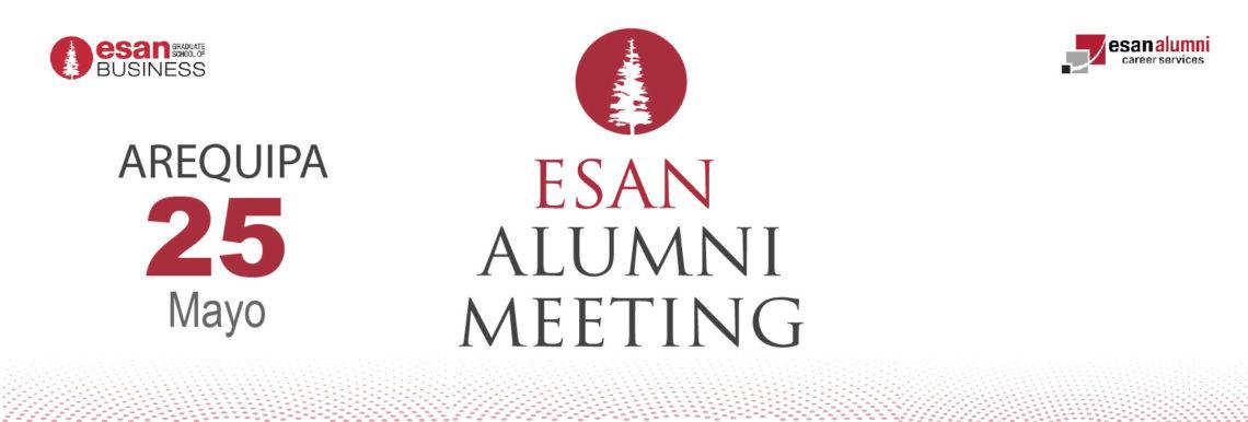 ESAN Alumni Meeting Arequipa